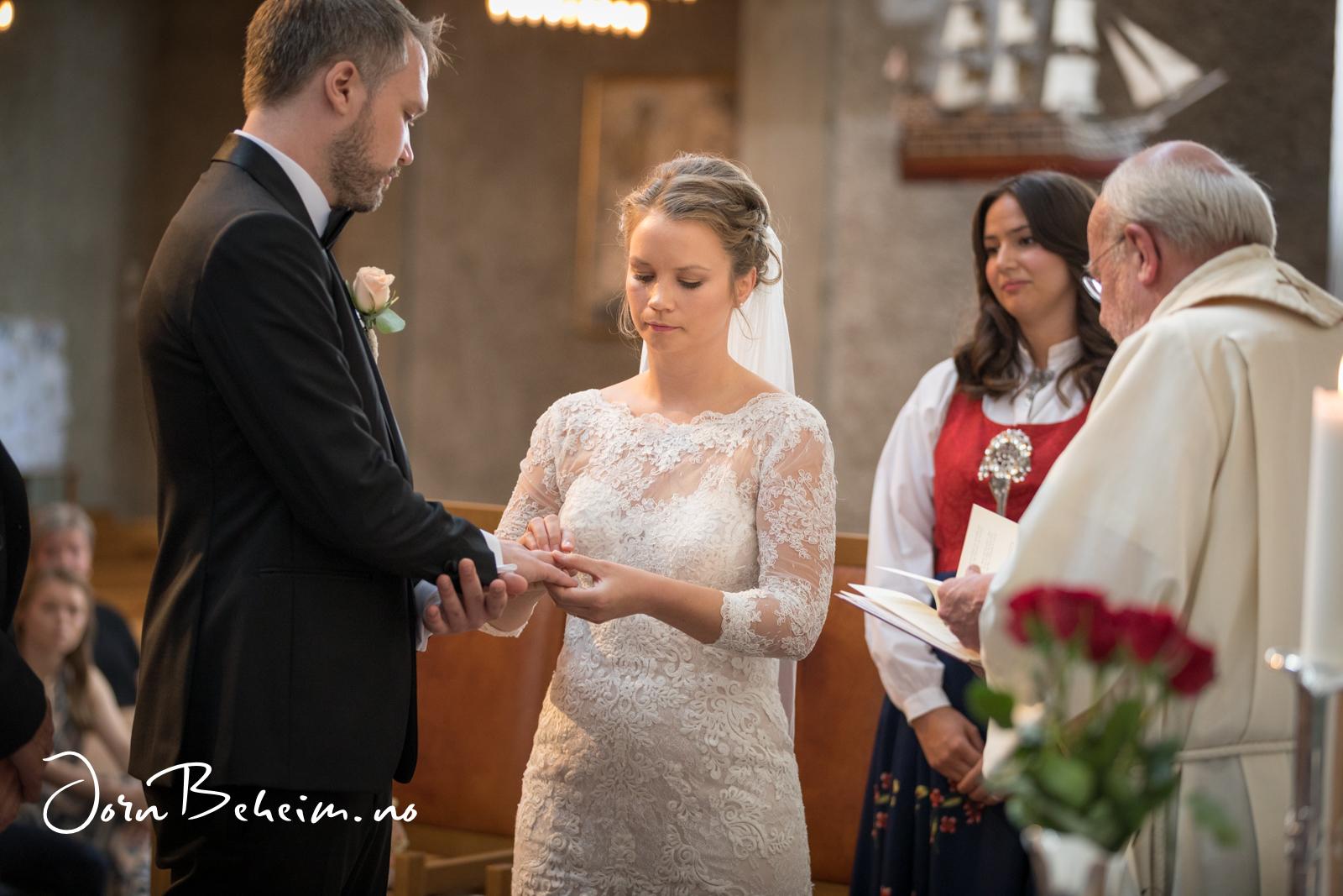Bryllup Sinsen Kirke